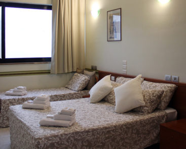 double-single-bed